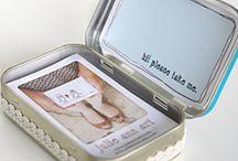 Business card holder / by Joleen Bennett