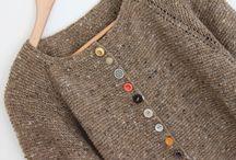 Knitting / by Karin Jordan {Leigh Laurel Studios}