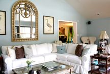 {Living Room Decor} / Ideas on how I want my living room to look. / by Lauren {I am THAT Lady}