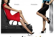 Rizzoli and Isles / by Rochelle King Coghill