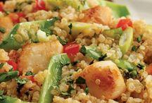 food: veggie heavy / by Amber Knight