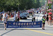 Glocester, Rhode Island / by I {heart} Rhody