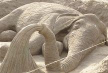 Sand Art / by Pamela Sutton