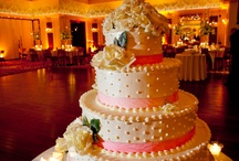 Wedding Cakes / Some of our favorite wedding cake ideas / by Morrell Caterers
