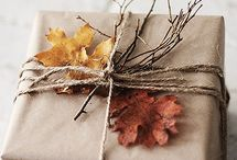 Inspire: Beautiful wrapping / by Louise Gale   Artist