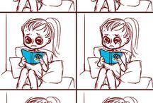 Books / by Coryn Fabre