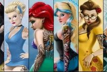 Badass Disney / by Ley Diaz