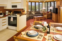 Rooms / Fully-equipped kitchens in Studios and Suites Complimentary wireless internet access Coffee makers and hairdryers Some rooms feature balconies and whirlpool tubs / by Mountain Club on Loon