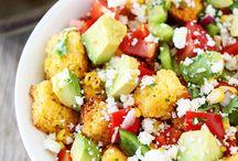 Salads / by Karen McFadden