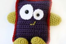 crochet / by Christine Ballard