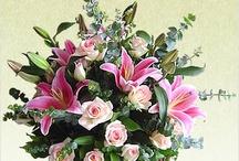 florales / by Myrna Cruz