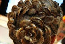 Hair end makeup / by Heidi Dane