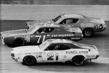 Vintage NASCAR / I started watching NASCAR in the early 80's. / by Tim Seay