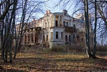 Old Homes / by Alexandra Cazares