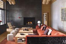 Living Spaces / by Alexandra Hayden