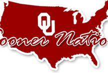 Oklahoma Sooners / by Melinda Davis