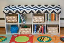 Home - Kid's Playroom / by Kymberly Salcido