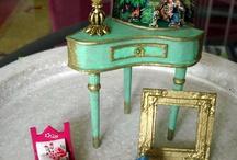 Mini meubels / by Thea Jonkman