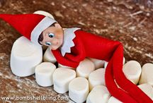 Elf on the Shelf Ideas / by Stacey Shanberger
