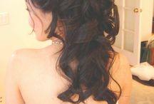 Bridal hair / by Casey Patush