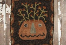Rug Hooking and Needle Punch / by Tk Greening