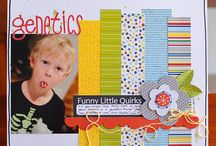 scrapbooking ideas / by Julie Siebert-einsle