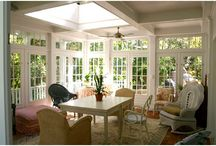 Sunroom Ideas / by Sue Shimomura