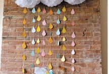 party decor/ideas/food / by Melinda Repede