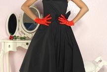 Vestidos Pin Up y Rockabilly / by Idf Shop