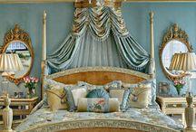 Bedrooms / by Dawnelle Brady