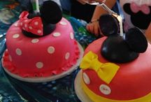 Minnie Mouse birthday / by Gina Szczodrowski