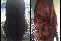 Ashley hair / by JasyB Mobile Fashion Truck