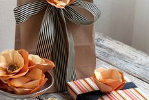 Party Down-Gift Packaging / gift packaging ideas custom and diy / by Portia Kolpin