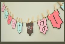 Baby shower ideas / by Emily Madelung