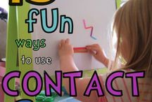 Contact Paper / by BlogMeMom