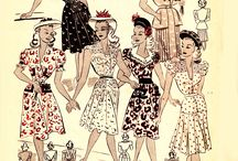 1940's / by Rachelle Crosbie