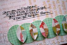 Scrapbook ideas part 2 / by Kyla Skidmore Schrake