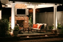 Outdoor Ideas / by Kelly Barge