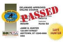 Delaware / by Hunter Ed