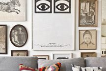Gallery Walls / by D Home Magazine