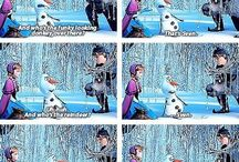 Frozen / by Tonya Smith