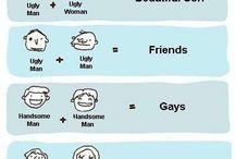 Funny!! / by Hallel Fraga
