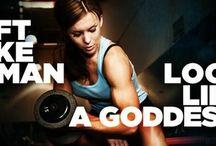 Fitness / by Chantal Corbin