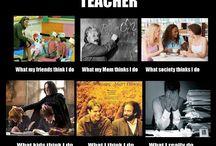 Teaching / by Marie Franzosa