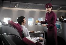 Business Class Experience / To stay on top of your game on the ground, you need the best experience in the air. Our Business Class cabin combines comfort, spaciousness, and superb service with technology. Fly with us and you will know why Skytrax rates us the World's Best Airline.