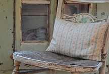 Rustic, Primitive, and Country Decorating / by Tracey
