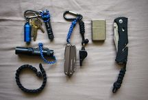 EDC - Every Day Carry / by Randy
