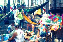 electric forest... / One of our favorite festivals in Rothbury, Michigan. It truly is...electric! / by ENO Hammocks