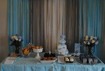 Baby shower ideas / by Carla Yoder