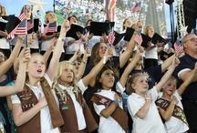 Utah Girl Scouts in Action / by Girl Scouts of Utah
